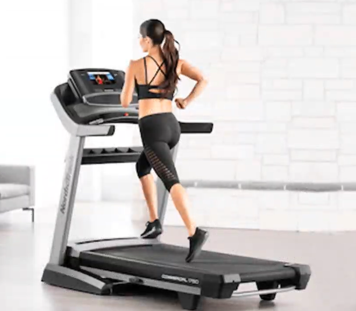 How to run on electric treadmill