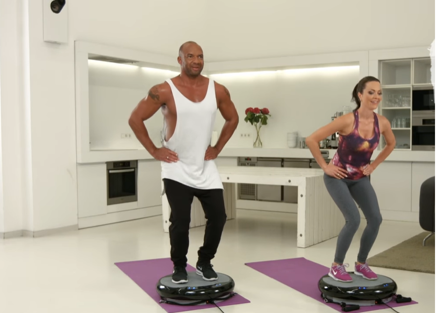 How Do Vibration Plates Help With Weight Loss?