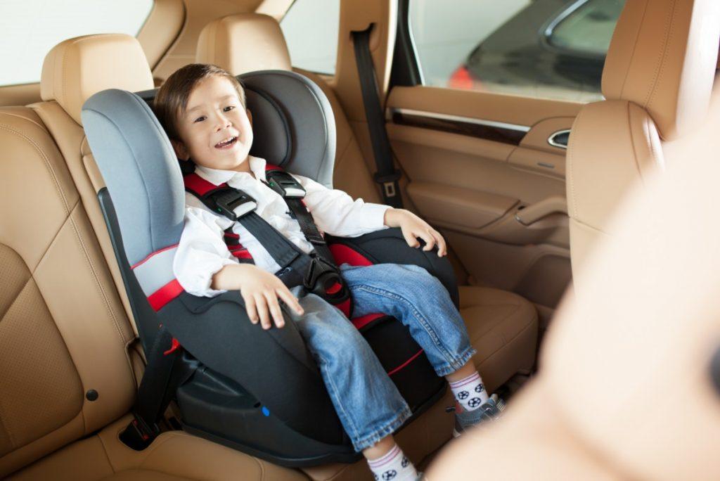 Do Convertible Car Seats Need To Face The Rear