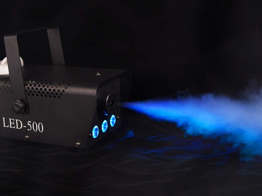 How Do Fog Machines Work?